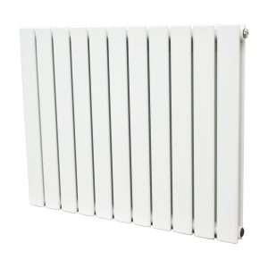 Flat Panel Horizontal – White