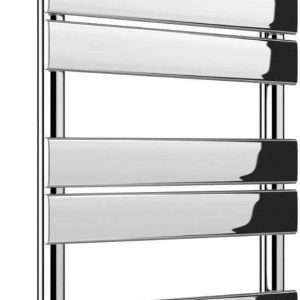 Flat Panel Towel Rail – Chrome